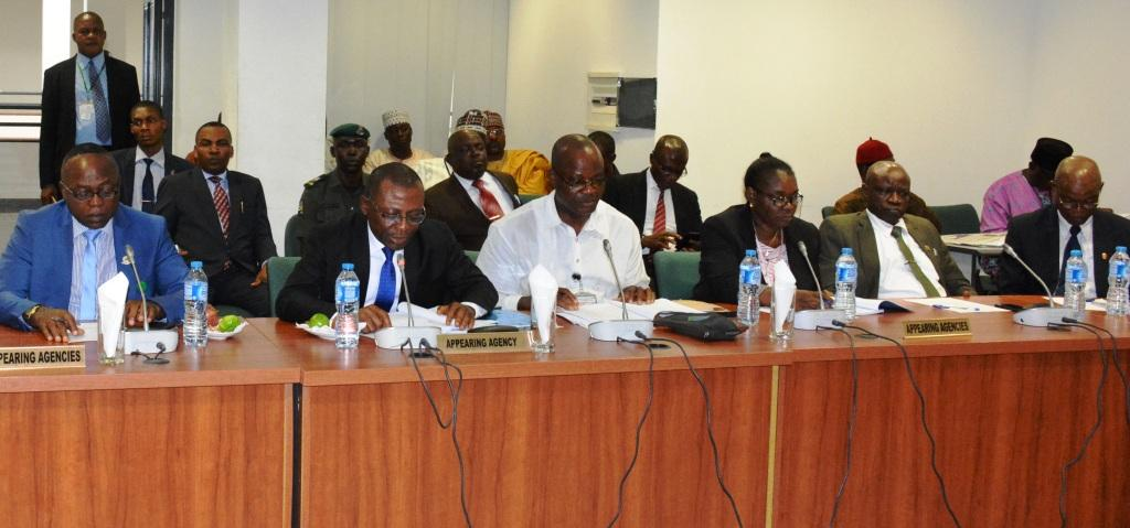 AuGF meets with House of Reps Committee on Accounts