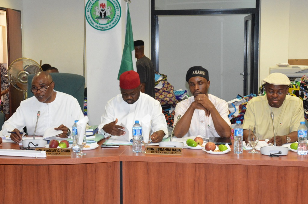 AuGF meets with members House of Reps Committee on Accounts
