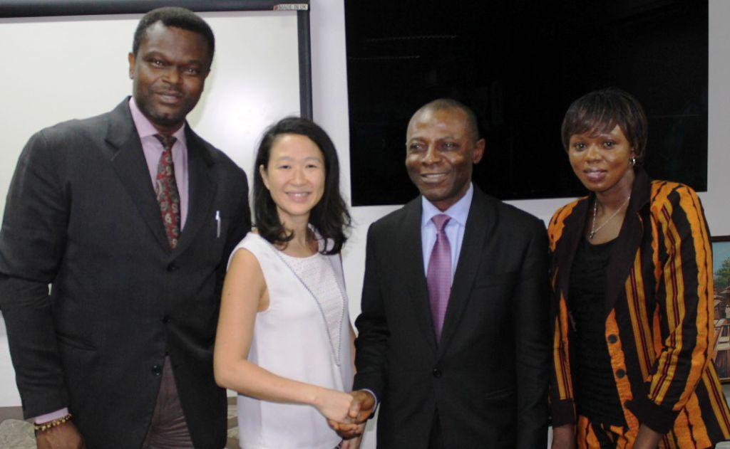 World Bank team visits OAuGF