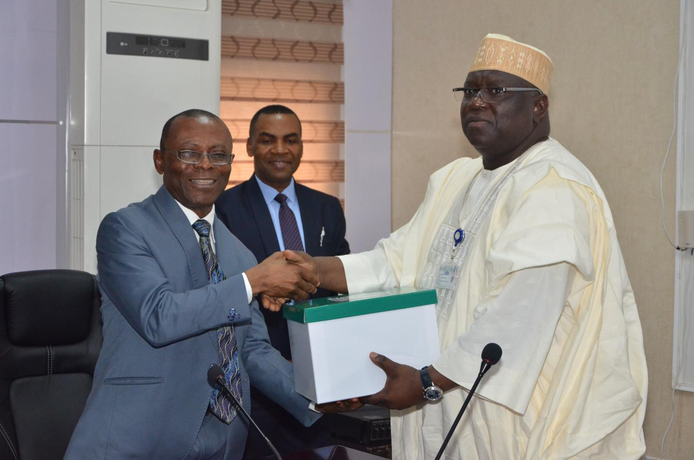 OAuGF 2016 Audited Annual Report Submitted to NASS